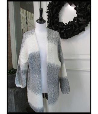merkloos Grey Waistcoat