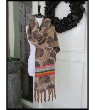 merkloos Mooie Trendy Sjaal