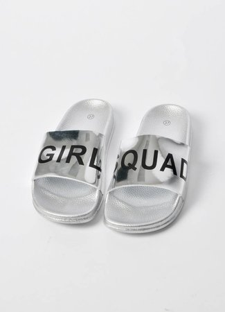 Girls squad slides