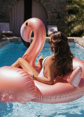 Inflatable Flamingo XL