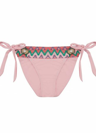 Boho Boho bottom iconic aztec pink