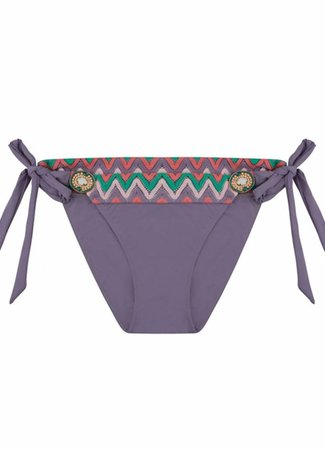 Boho Boho bottom iconic aztec lila