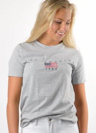 Lana shirt grey
