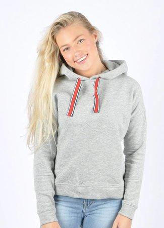 Louise hoodie grey