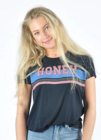 Honey top blue