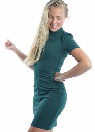 Lauren dress green