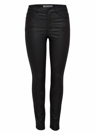 Elyn skinny coated pants