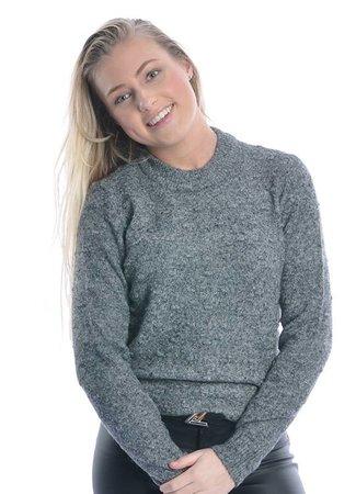 Dotta sweater grey