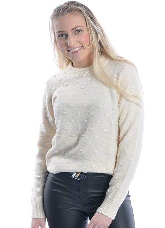Dotta sweater white