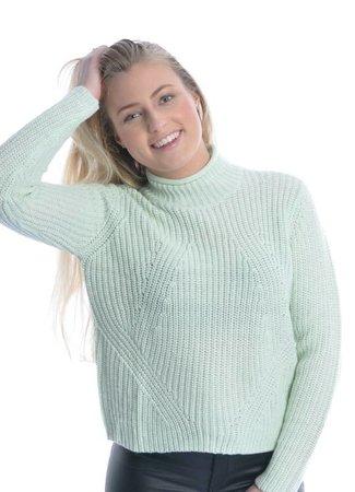 Justy sweater sea