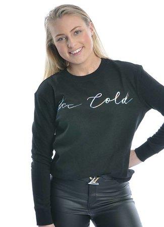 Barb sweater black
