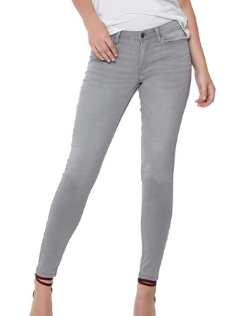 Jolie jeans light grey