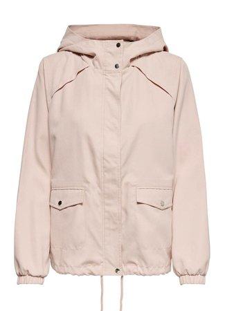 Shine jacket rose