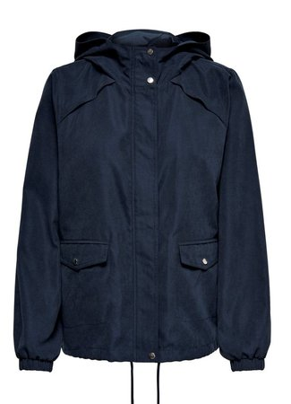 Shine jacket blue
