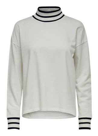 Bowie sweater white