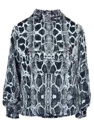 Mika blouse black