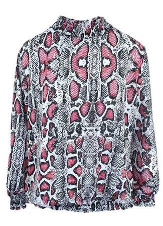 Mika blouse pink