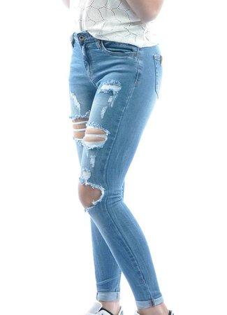 Queen Hearts Queen hearts Luca jeans