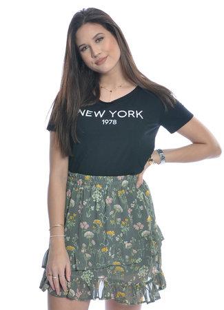Jennifer skirt green