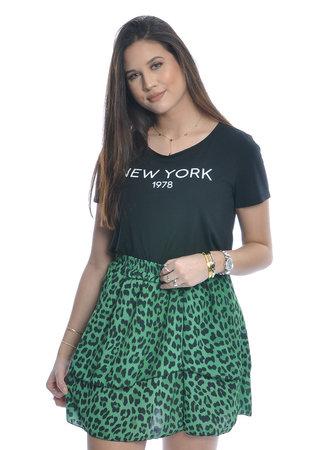 TESS V Liv skirt green