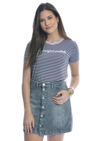 Sara skirt grey