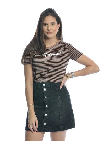 Sara skirt black