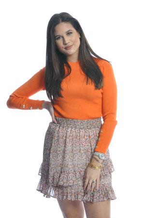 Jennifer skirt pink