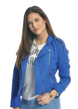 Inu jacket blue