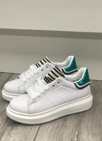 Alexie sneakers zebra