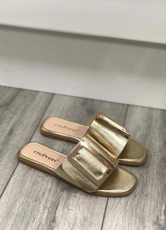 Nova slides gold