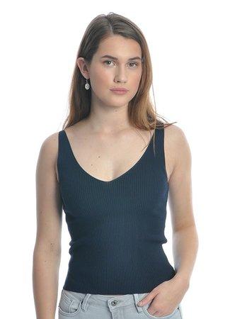 Anastasia top blue