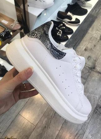 Alexie sneakers dark snake