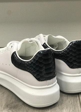 Alexie sneakers croco