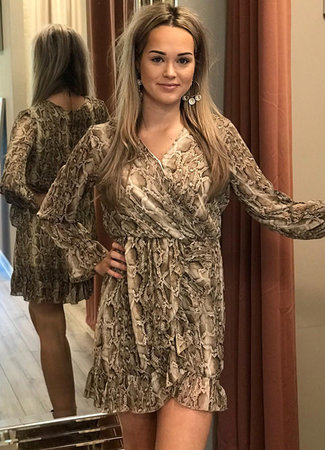 TESS V Rosie dress