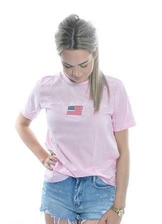 Lana shirt pink