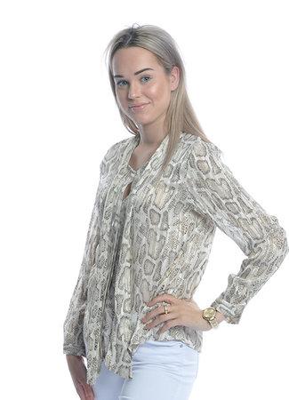 TESS V Nori blouse light