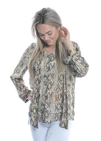 TESS V Nori blouse