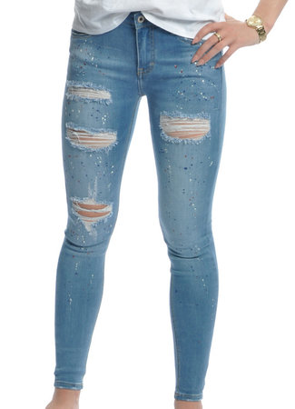 Queen Hearts Queen Hearts Mae jeans