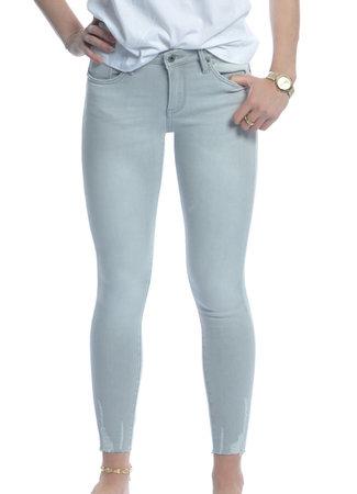 Queen Hearts Queen Hearts Britt jeans grey