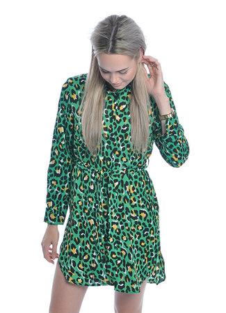 TESS V Suzie dress green