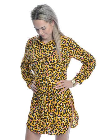 TESS V Suzie dress yellow