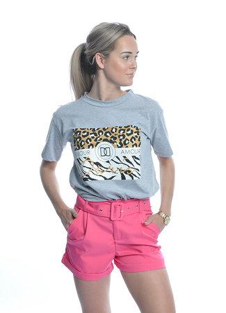 TESS V Jada shorts pink