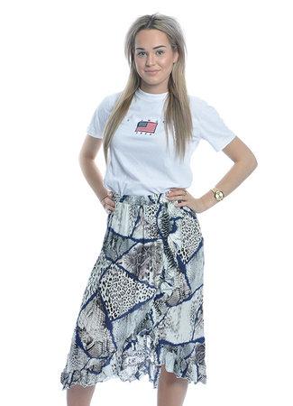 TESS V Anna skirt blue