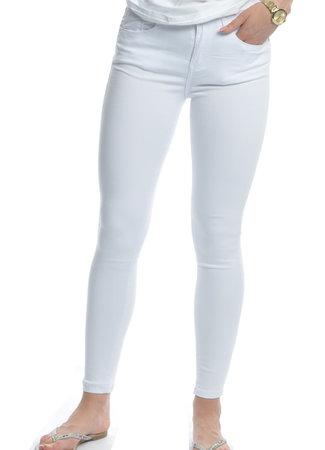 TESS V Lola white jeans