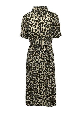 TESS V Noor maxi dress leo
