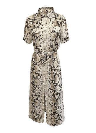 TESS V Roos maxi dress