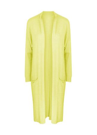 TESS V Vest lara yellow