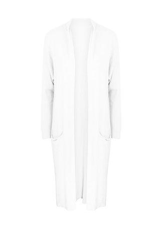 TESS V Vest lara white
