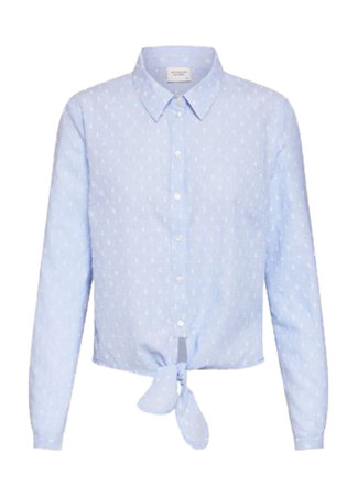 May blouse blue