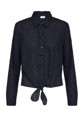 May blouse black